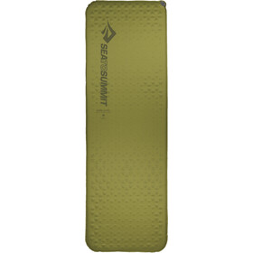 Sea to Summit Camp Matelas autogonflant Rectangulaire Large, olive